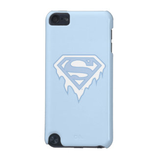 Supergirl Blue Logo iPod Touch 5G Cases