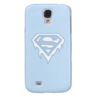 Supergirl Blue Logo Samsung Galaxy S4 Cover