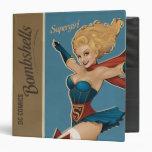 Supergirl Bombshell Binder