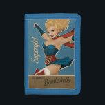 """Supergirl Bombshell Trifold Wallet<br><div class=""""desc"""">DC Comics Bombshells</div>"""