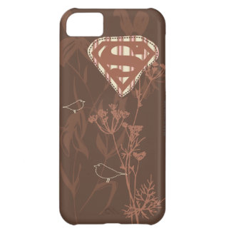 Supergirl Brown Bird iPhone 5C Covers