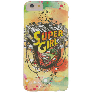 Supergirl Chains Barely There iPhone 6 Plus Case