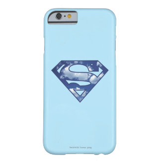 Supergirl Cloud Logo Barely There iPhone 6 Case