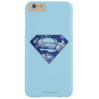 Supergirl Cloud Logo Barely There iPhone 6 Plus Case