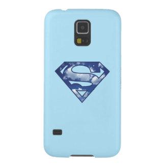 Supergirl Cloud Logo Galaxy S5 Case