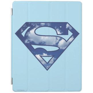 Supergirl Cloud Logo iPad Cover