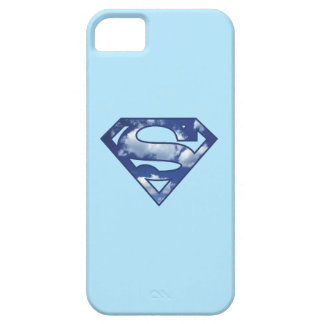 Supergirl Cloud Logo iPhone SE/5/5s Case