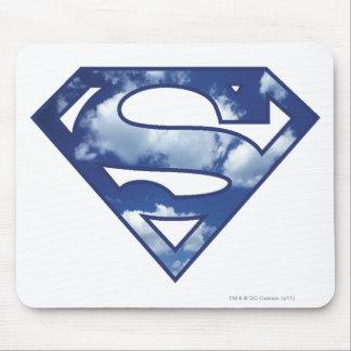 Supergirl Cloud Logo Mouse Pad