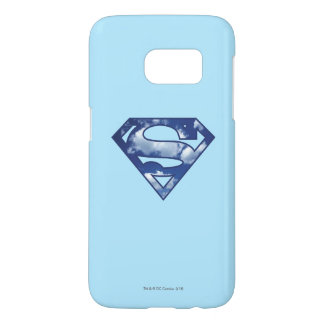 Supergirl Cloud Logo Samsung Galaxy S7 Case