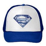 Supergirl Cloud Logo Trucker Hat