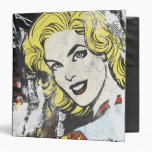 Supergirl Comic Capers 1 Binder