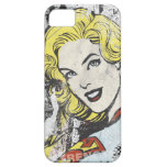 Supergirl Comic Capers 1 iPhone SE/5/5s Case