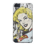 Supergirl Comic Capers 1 iPod Touch 5G Cases