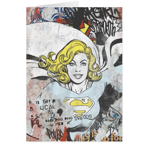 Supergirl Comic Capers 3 Cards
