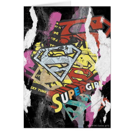 Supergirl Comic Capers 4 Card
