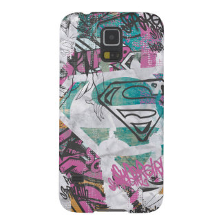 Supergirl Comic Capers Pattern 11 Galaxy S5 Covers