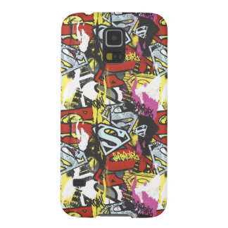 Supergirl Comic Capers Pattern 7 Galaxy S5 Case