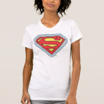 Supergirl Comic Logo T-shirts