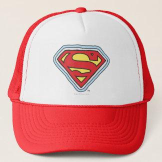 Supergirl Comic Logo Trucker Hat