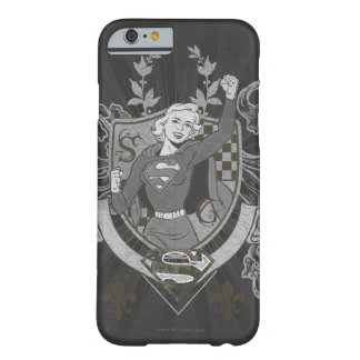 Supergirl Crest Barely There iPhone 6 Case