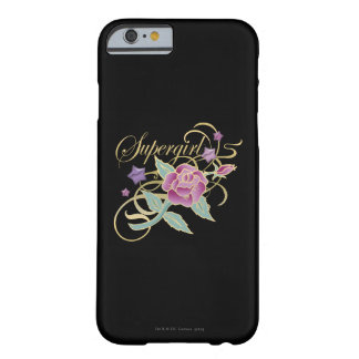 Supergirl Fancy Roses Barely There iPhone 6 Case