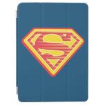 Supergirl Far-Out Logo iPad Air Cover