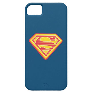 Supergirl Far-Out Logo iPhone SE/5/5s Case