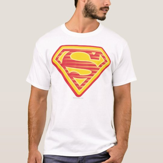 Supergirl Far-Out Logo T-Shirt