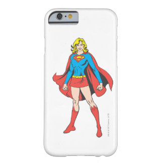 Supergirl Fight Stands Barely There iPhone 6 Case