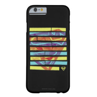 Supergirl Filmstrip Barely There iPhone 6 Case