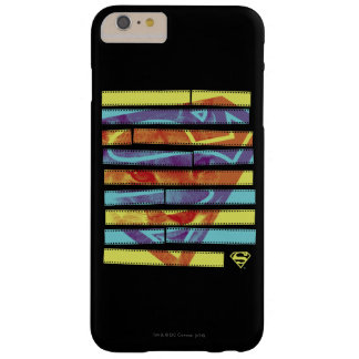 Supergirl Filmstrip Barely There iPhone 6 Plus Case