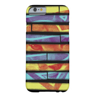 Supergirl Filmstrip Funda Para iPhone 6 Barely There