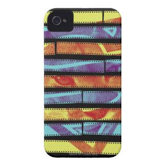 Supergirl Filmstrip iPhone 4 Case