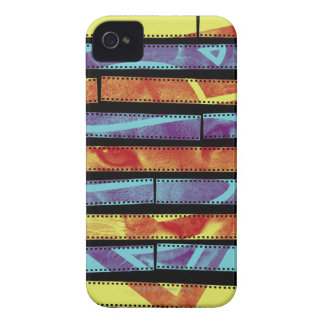 Supergirl Filmstrip iPhone 4 Case-Mate Case
