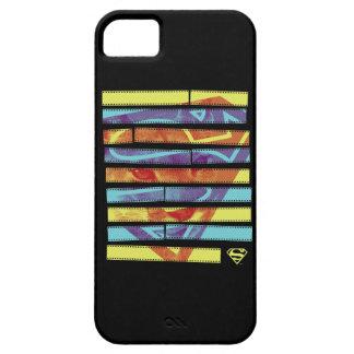 Supergirl Filmstrip iPhone SE/5/5s Case