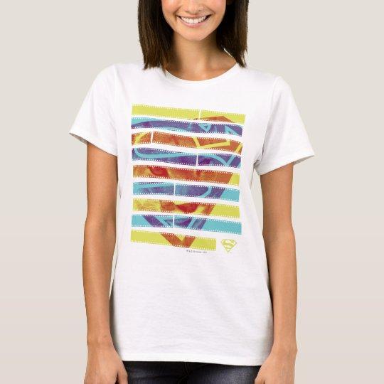 Supergirl Filmstrip T-Shirt