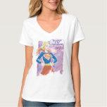 Supergirl Galaxy Tshirt