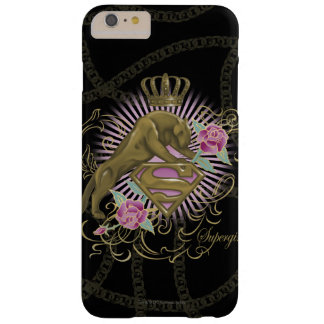 Supergirl Golden Cat 4 Barely There iPhone 6 Plus Case