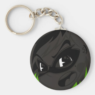 Supergirl Hero Keychain
