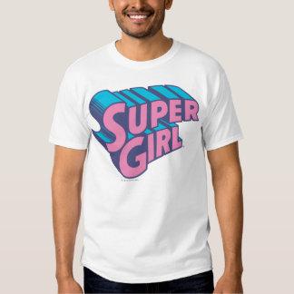 Supergirl J-Pop 10 T-shirt
