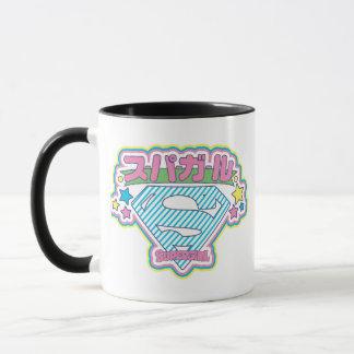 Supergirl J-Pop 12 Mug