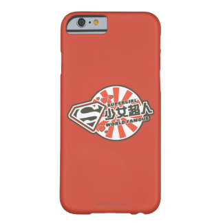 Supergirl J-Pop 13 Barely There iPhone 6 Case