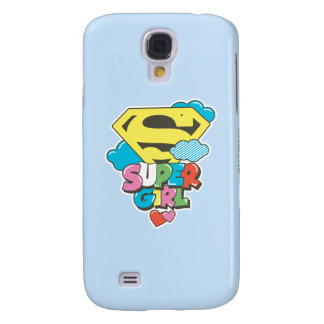 Supergirl J-Pop 5 Samsung Galaxy S4 Covers