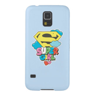 Supergirl J-Pop 5 Galaxy S5 Cover
