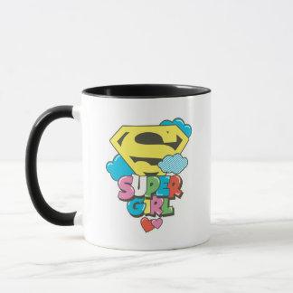 Supergirl J-Pop 5 Mug