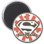 Supergirl J-Pop 7 Fridge Magnet