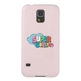 Supergirl J-Pop 9 Case For Galaxy S5