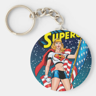Supergirl Key Chains