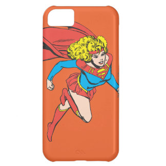 Supergirl Leaps Right Case For iPhone 5C