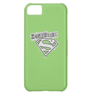 Supergirl Logo 1 Cover For iPhone 5C